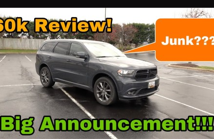 Long Term Review- Has My Durango GT Been Reliable And Should You Buy A 2021? – Any Issues??? Santa Rosa California 2018