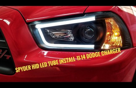 Spyder Auto Detailed Basic Install 11-14 Charger LED Light Tube Projector Headlights Within Zip 98221 Anacortes WA