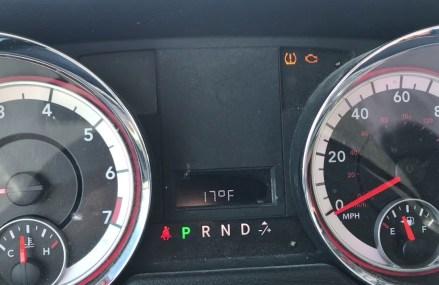 Check engine light error codes from a dodge caravan at Milmay 8340 NJ