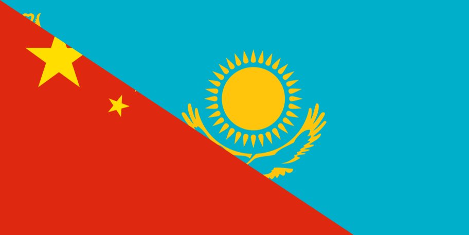 Kazakhstan and China
