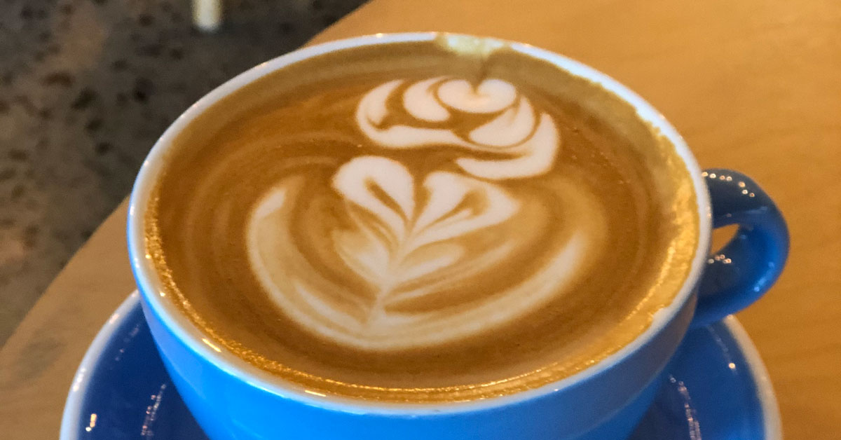 Coffee Art Competition Winners