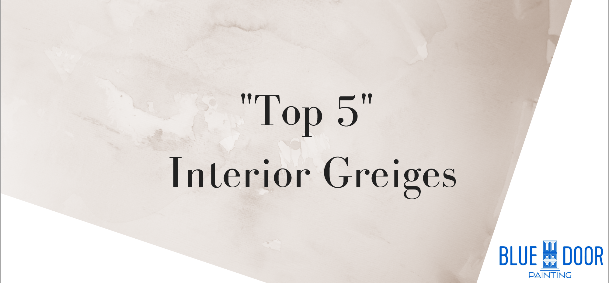 Perfect Greige SW 6073, Mega Greige SW 7031, Sticks and Stones SW 7503, Alpaca SW  7022 , Agreeable Gray SW 7029, blue door painting, chicago painters