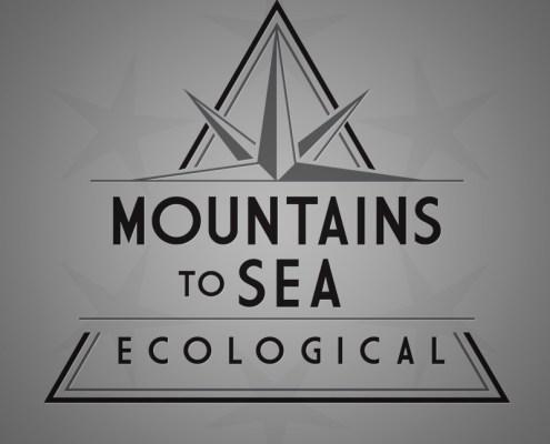 Logo Design - Mountains to Sea Ecological