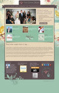 Web Design for Seattle Wedding Officiants