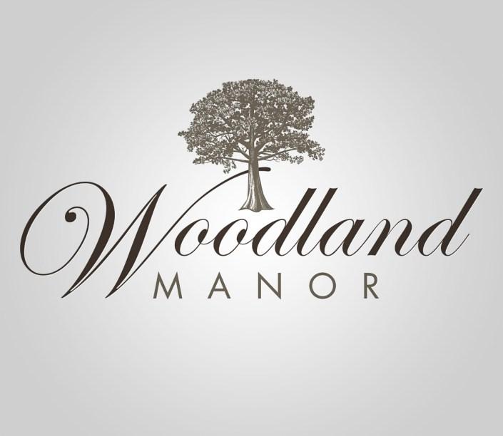 Logo Design for Woodland Manor