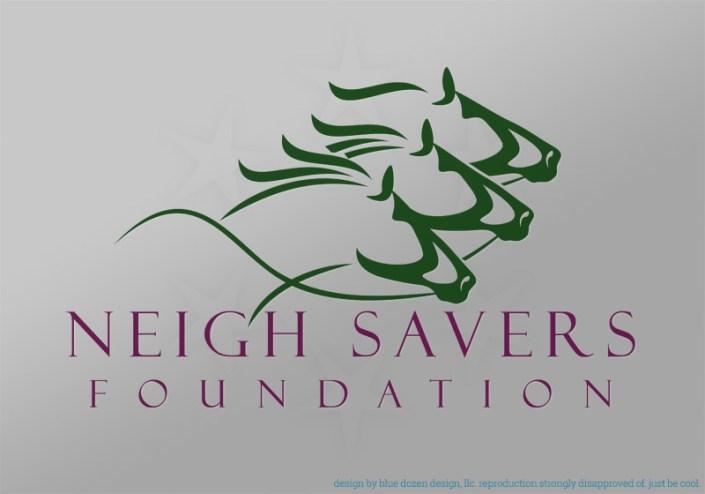 Neigh Savers Logo Design