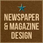 newspaper and magazine design portfolio