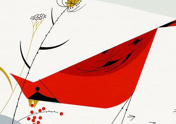 RED CARDINAL CHARLEY HARPER
