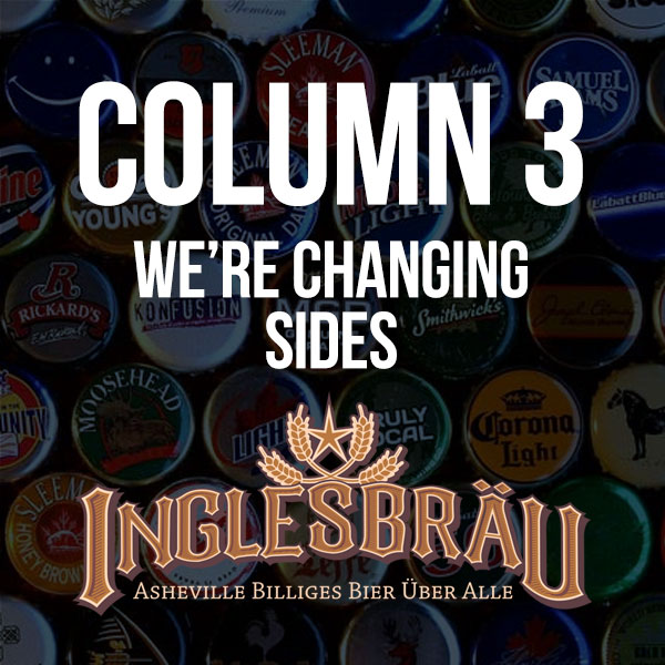 Asheville Beer Reviews - Inglesbrau