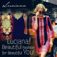 Luciana Fashion Social Graphic