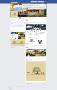WhiteOak Facebook Page