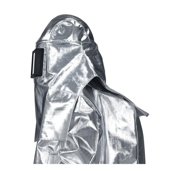 aluminized apparel