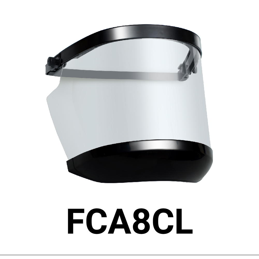 Arc Flash Faceshields|FCA8CL