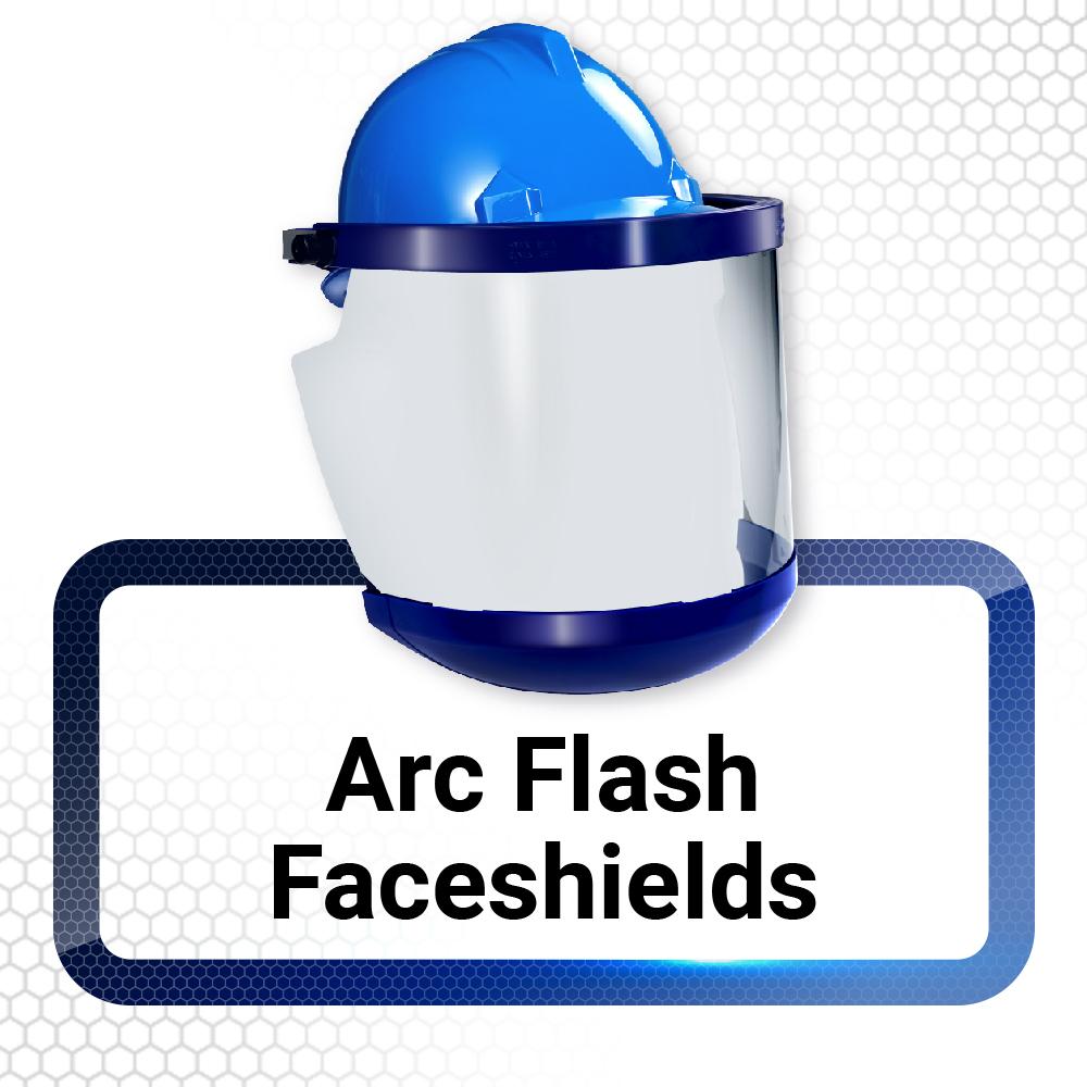 Arc Flash Faceshields