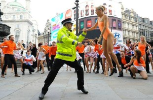 Dancer Flashmob