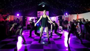Chicago Themed Dance Show Singer