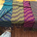 Mary Catherine's scarves