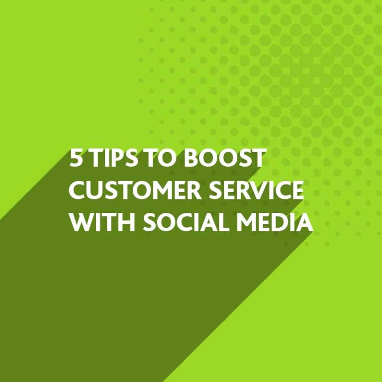 Boost Customer Service with Social Media
