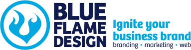 Award-winning Branding, Creative Marketing and Website Design Services throughout West Sussex with BlueFlameDesign