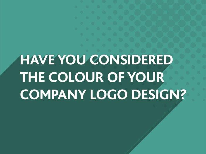 Colour of your Company Logo Design
