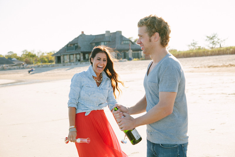 Blueflash Photography - Engagement Photography - Newport Rhode Island