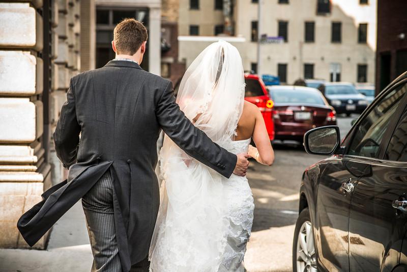Kat and Zach - Providence Wedding - Blueflash Photography