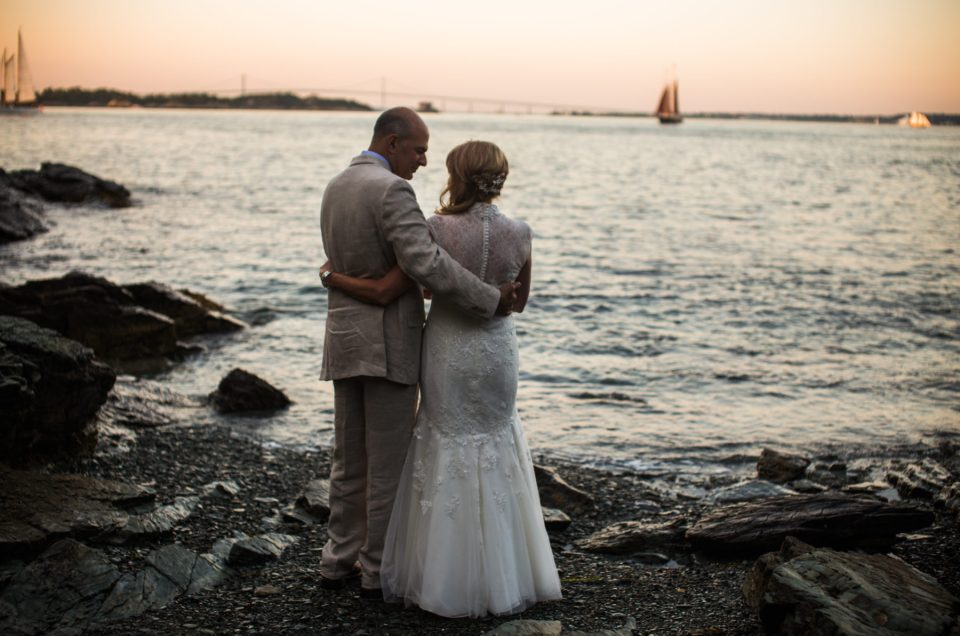 Kate and Rick | Castle Hill Elopement Photos | Blueflash Photography