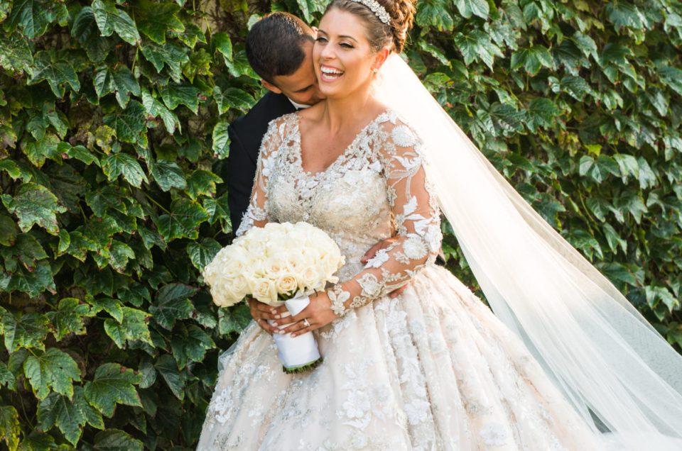 Lea and Travis | Belle Mer Newport Wedding