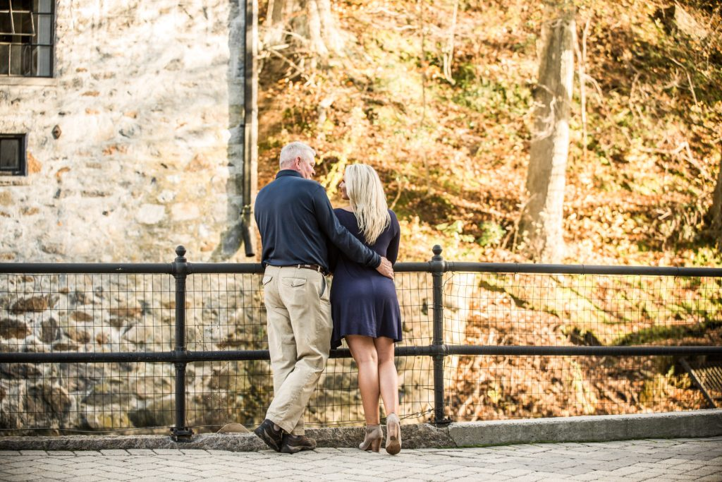 West Warwick Engagement session | Abby and Lance | Blueflash Photography