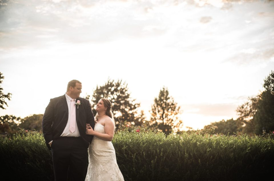 Loren and Logan | Aldrich Mansion Wedding