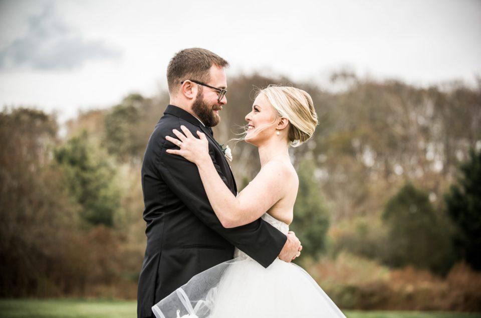 Casey and Warren | OceanCliff Hotel Newport Wedding