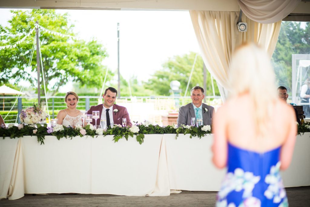 Coleen and Logan | Wednesday Wedding at OceanCliff Hotel in Newport, Rhode Island
