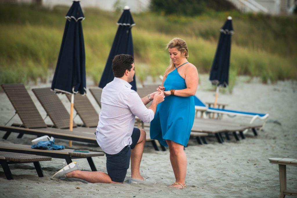Beach Engagement Samantha and Jordan Blueflash Photography5