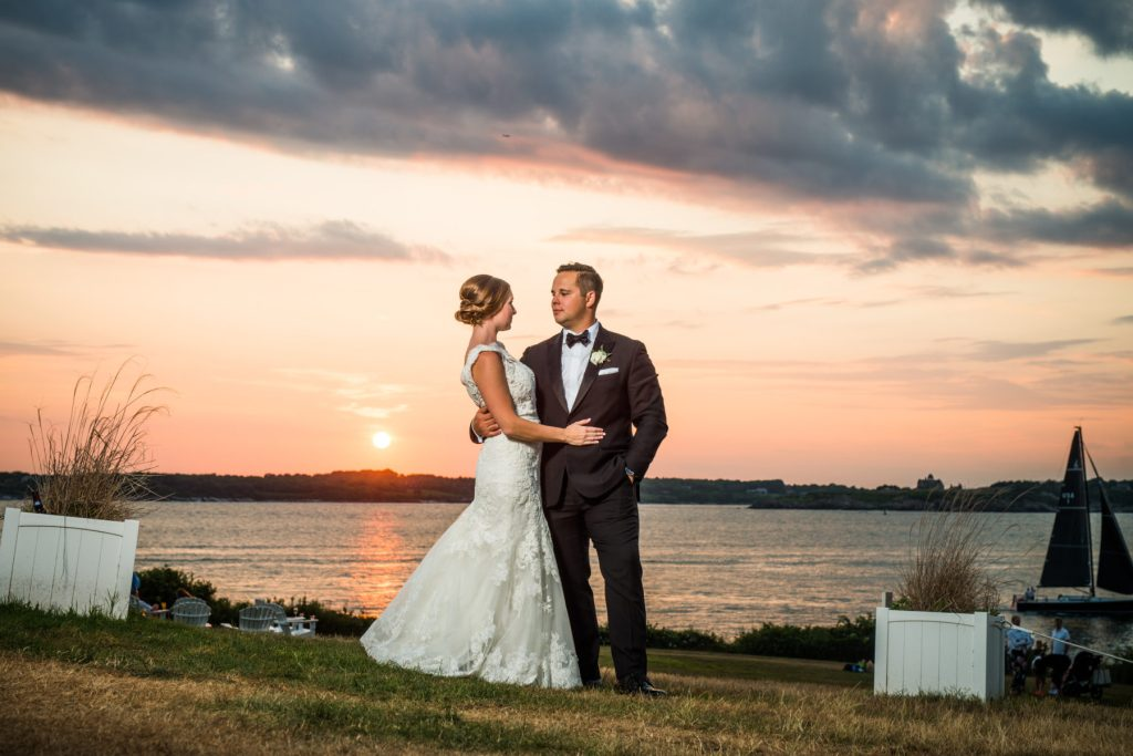 Castle Hill Newport Wedding Paige and Blake Blueflash Photography3