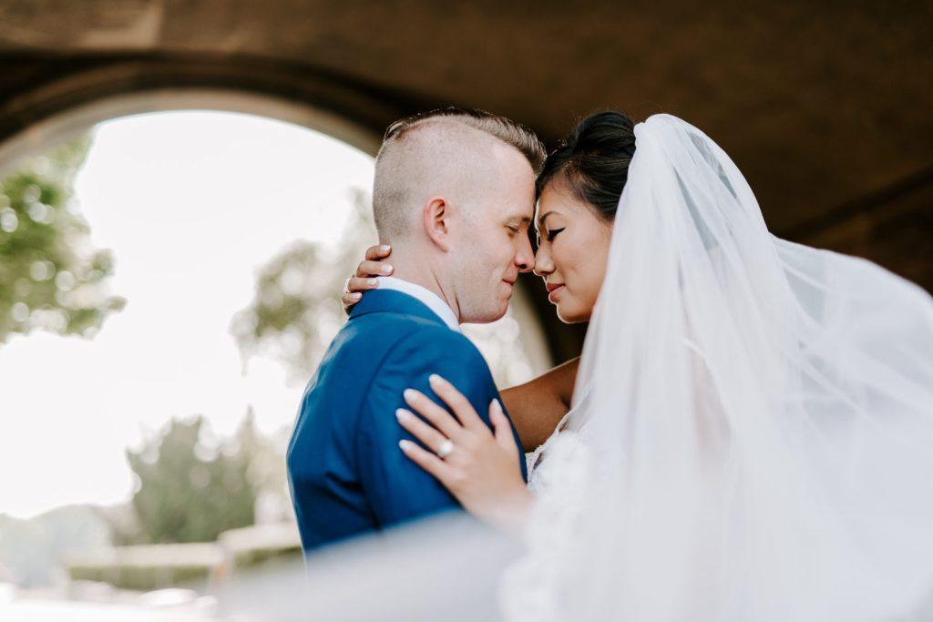 Ocean Cliff Newport Wedding Gena and Ricky Blueflash Photography14