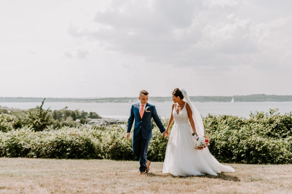 Ocean Cliff Newport Wedding Gena and Ricky Blueflash Photography23