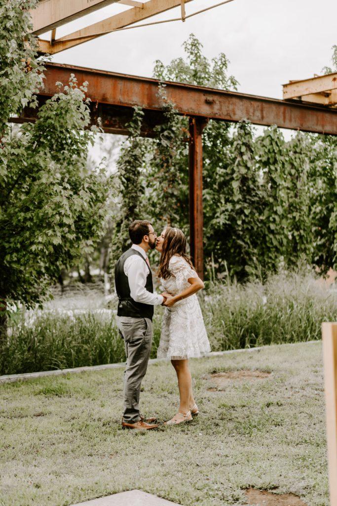 Steel Yard Providence Wedding Emily and Eric Blueflash Photography 16