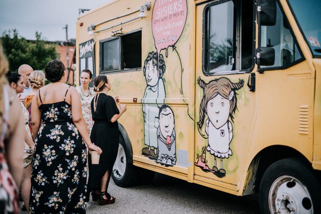 Steel Yard Providence Wedding Emily and Eric Blueflash Photography 2