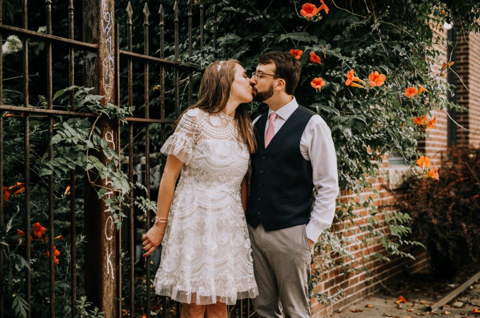 Steel Yard Providence Wedding Emily and Eric Blueflash Photography 3