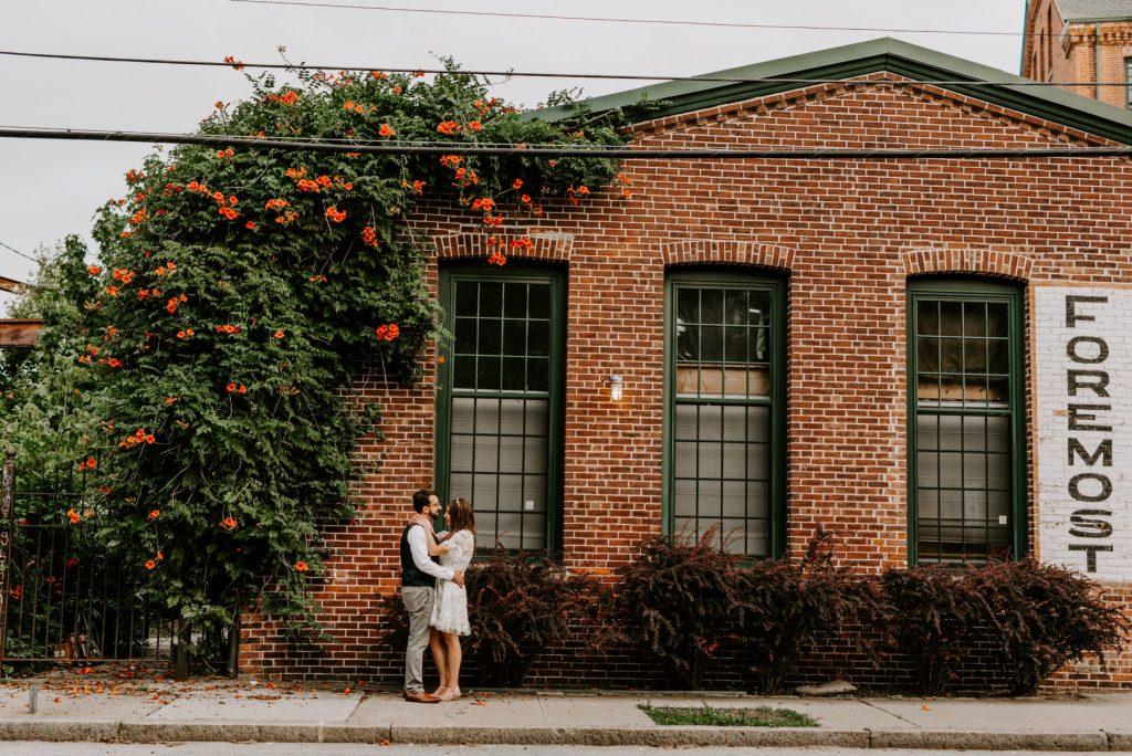 Steel Yard Providence Wedding Emily and Eric Blueflash Photography 5