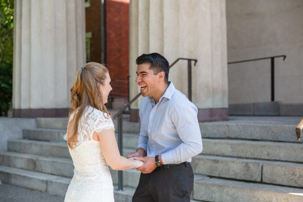 Brown University Proposal Charlie and Lisa Blueflash Photography5