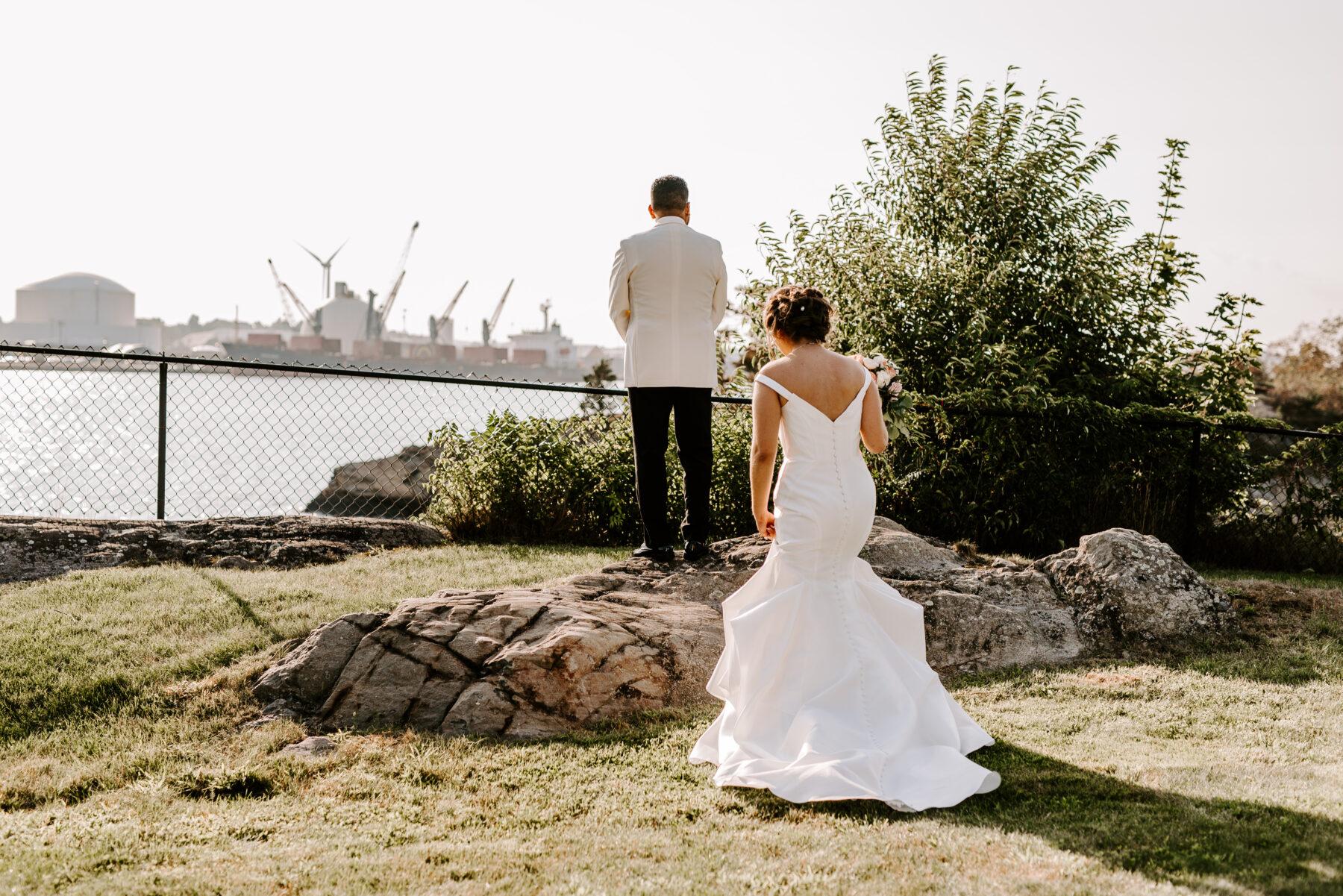 Squantum Association Wedding Victoria and Chris Blueflash Photography 14