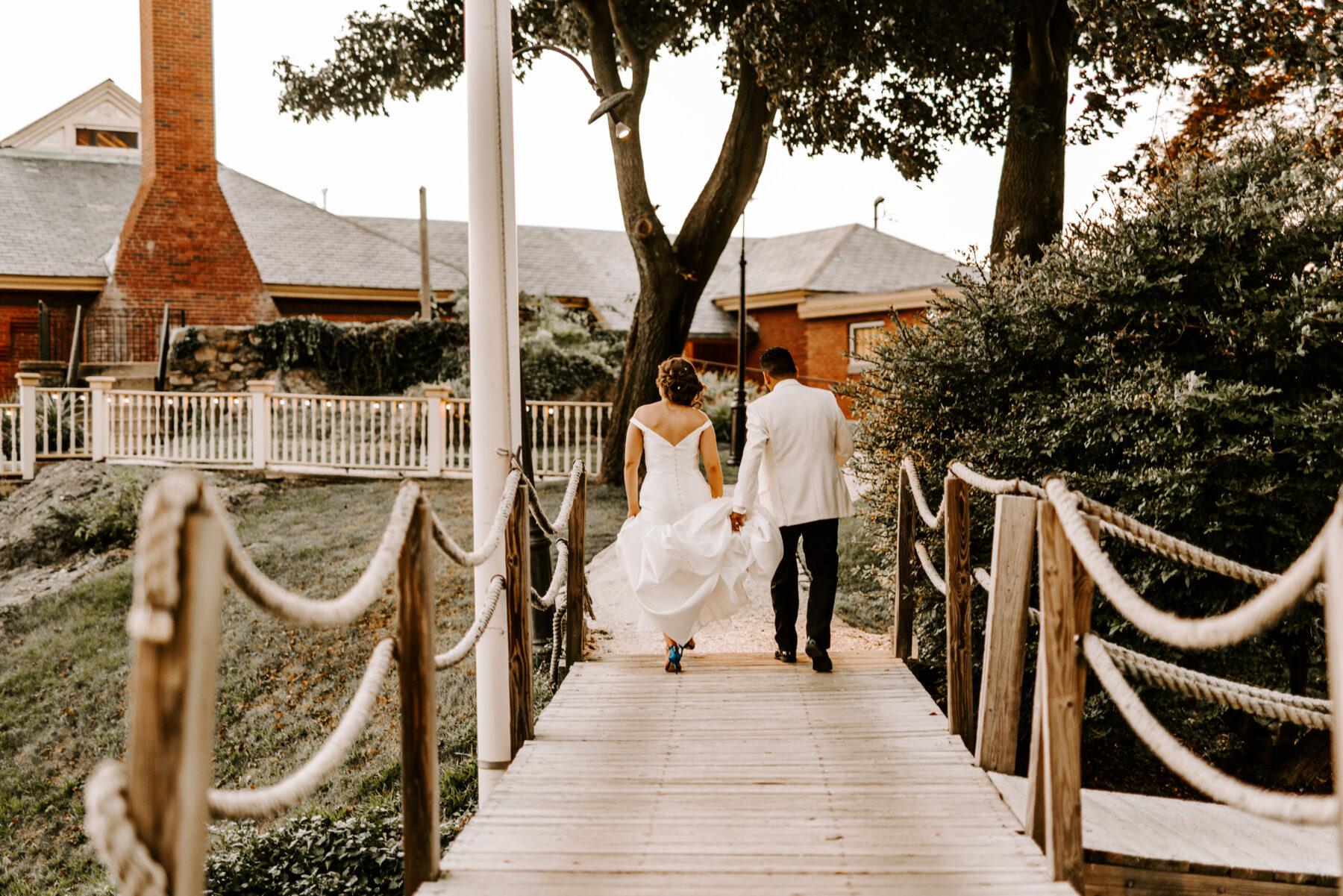 Squantum Association Wedding Victoria and Chris Blueflash Photography 19