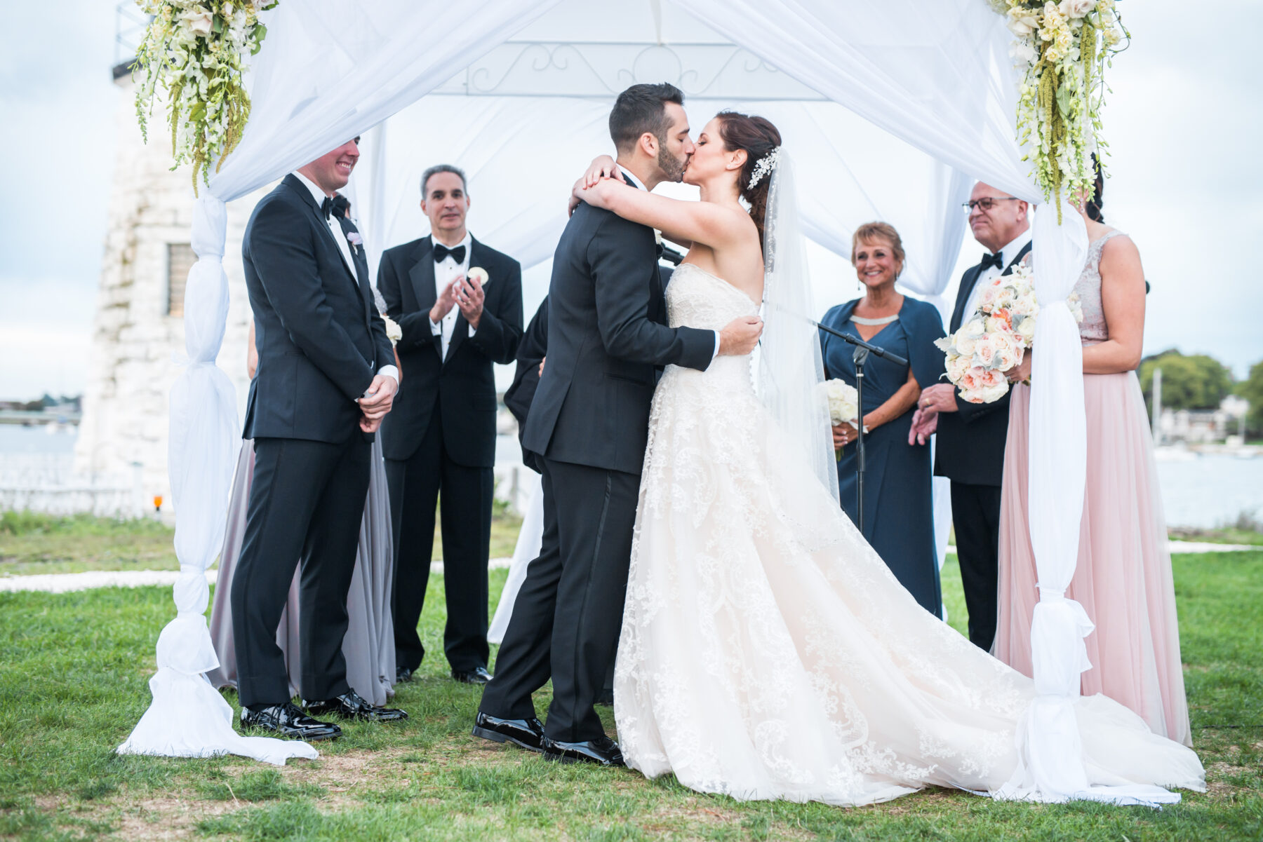 Gurneys Newport Wedding Jamie and Jordan Blueflash Photography 18