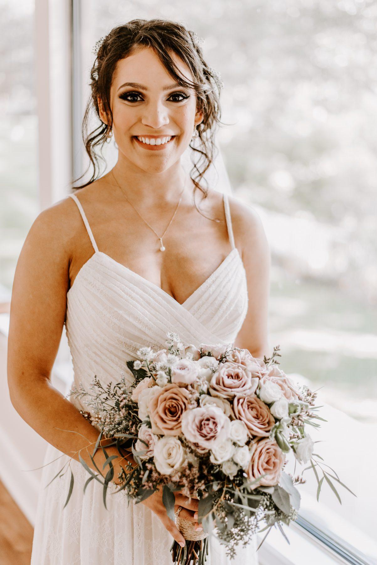 Lake Pearl Wrentham Wedding Olga and Caleb Blueflash Photography 6