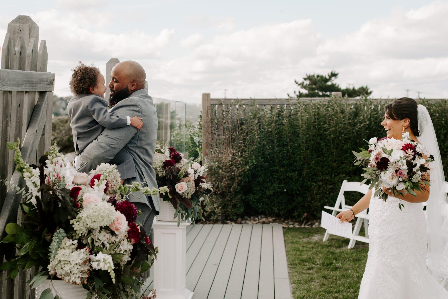 Newport Beach House Wedding Lauren and Timothy Blueflash Photography 9