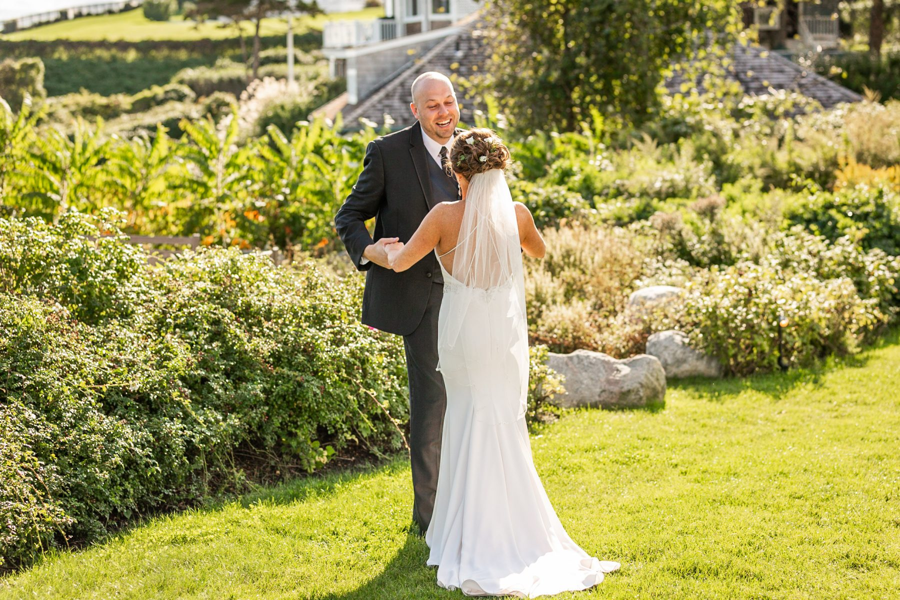 Ocean House Westerly Wedding Jessica and Mike Blueflash Photography 2