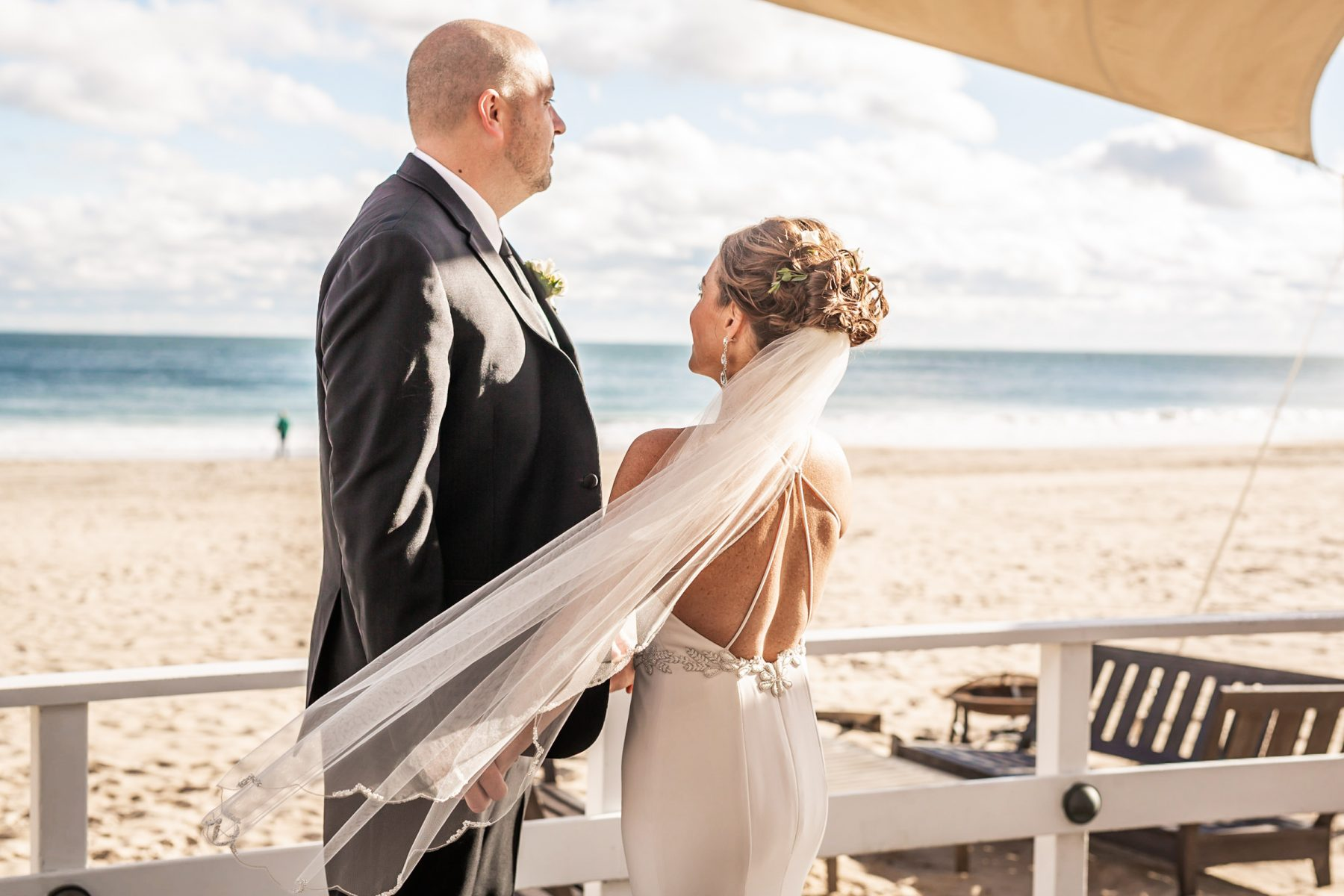 Ocean House Westerly Wedding Jessica and Mike Blueflash Photography 4