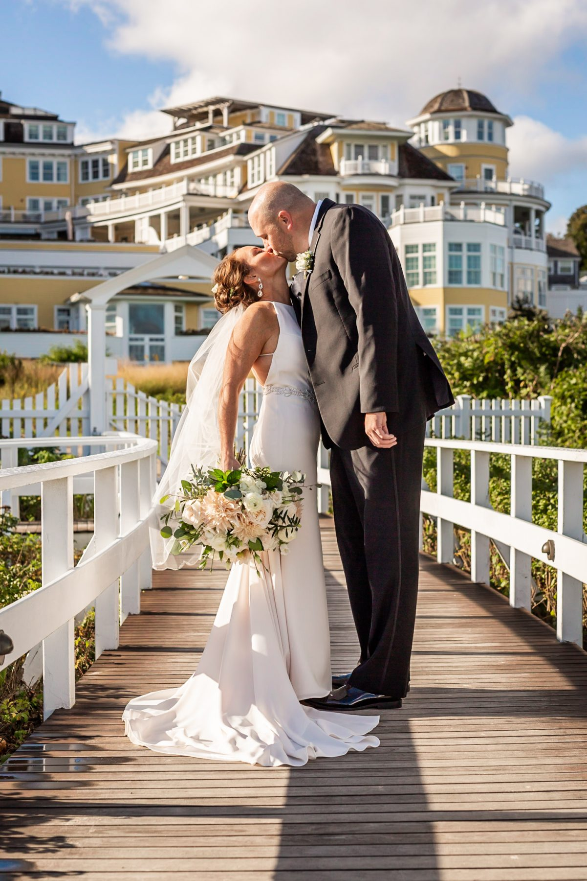 Ocean House Westerly Wedding Jessica and Mike Blueflash Photography 5