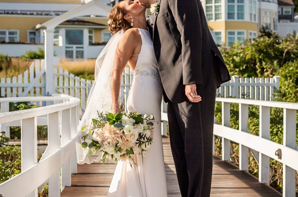 Jessica and Mike | Ocean House Wedding